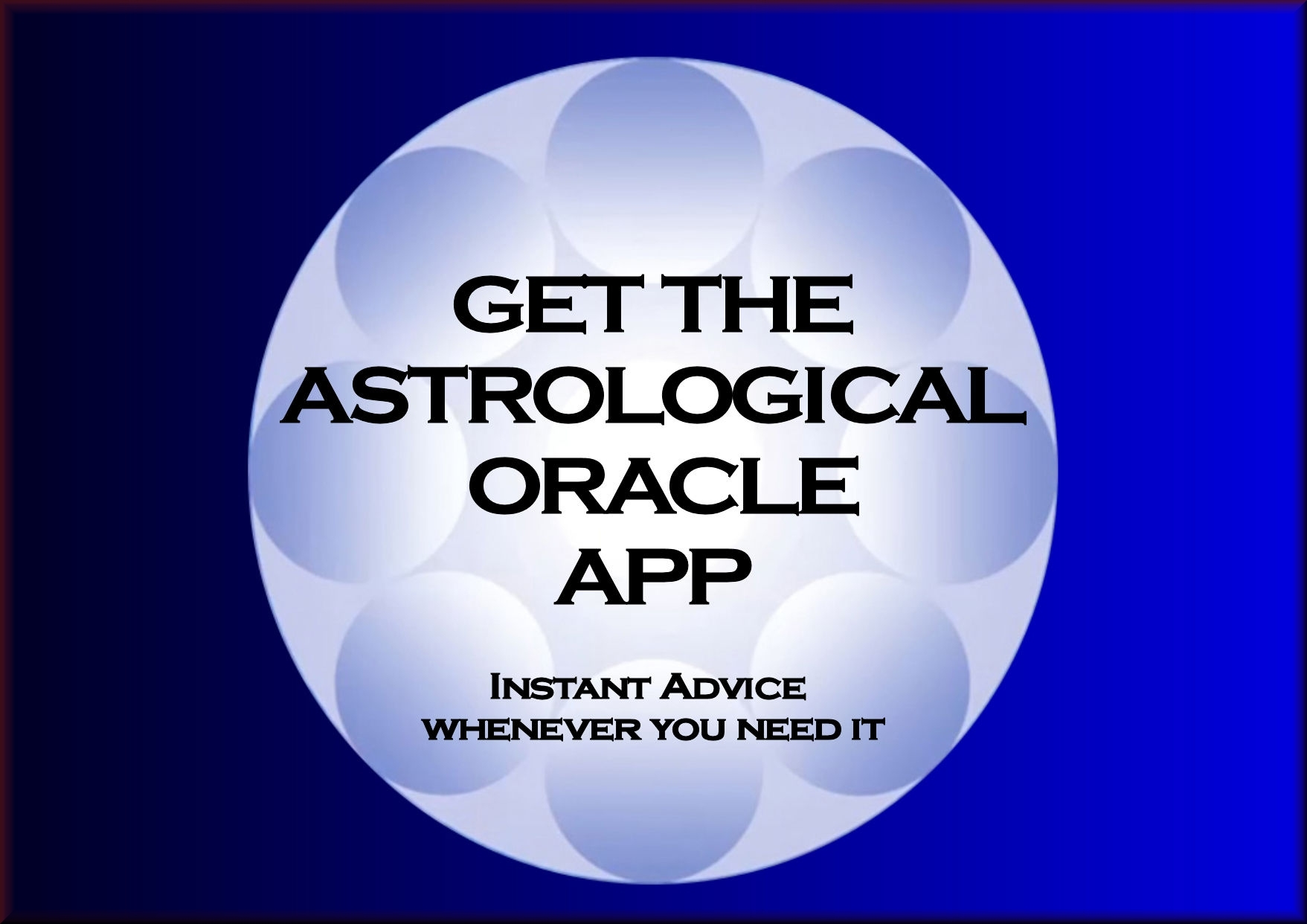 Astrological Oracle App